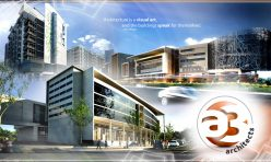 A3 Architects Signage