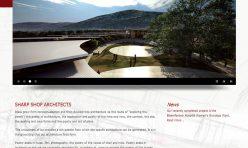 Sharp Shop Architects Website